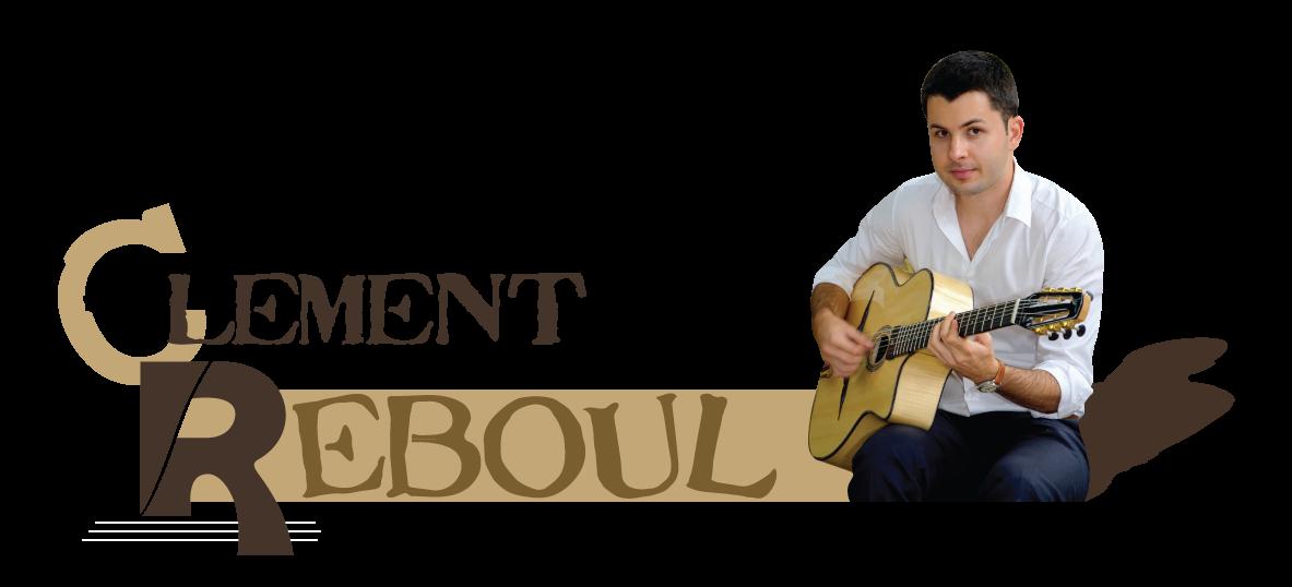 Clément Reboul guitariste jazz manouche